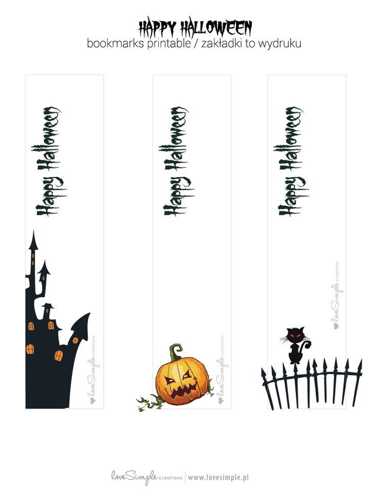 halloween_bookmarks