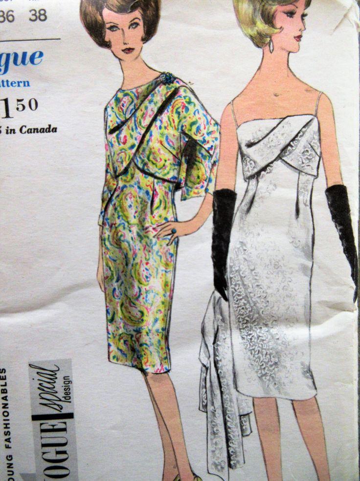 296 Best Vogue Couturier Patterns I Own Images On Pinterest Dress