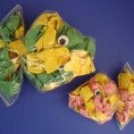 this page has a lot of Plastic bag craft for kids