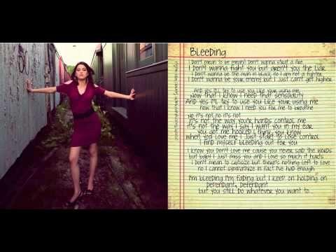 Celeste Buckingham - Bleeding (Official)