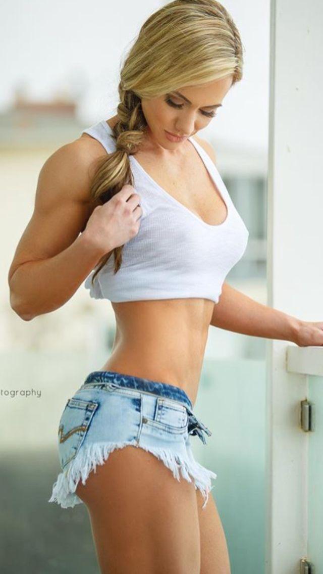 43 Best Blondes In Denim Shorts Images On Pinterest  Good -6968