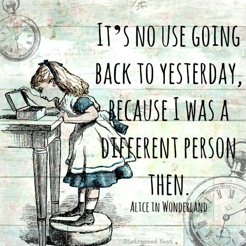 Alice In Wonderland Quotes And Sayings: Best 25+ Alice And Wonderland Quotes Ideas On Pinterest