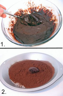 A Mouthwatering Tutorial to Making Truffles: Scoop Out Balls of Ganache