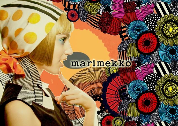 TEXTILE DESIGN MARIMEKKO