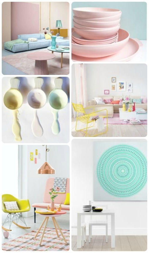 Soft as Pastels by Style Life Home