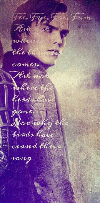 Quote from Jack the Giant Slayer, ft. Nicholas Hoult! :) #myedit #jack #amazing