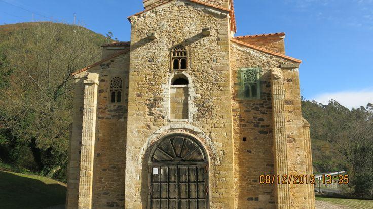 Prerromanico Asturiano- San Miguel de Lillo Asturias Arte asturiano Guardianes del Paraiso Asturiasven