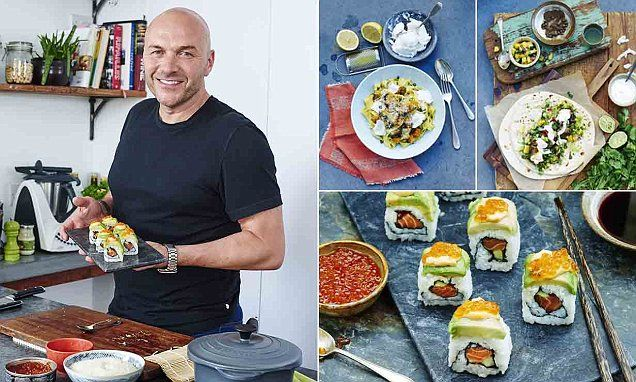 Sunday Brunch's Simon Rimmer reveals how to make restaurant-worthy dishes on a budget | Daily Mail Online
