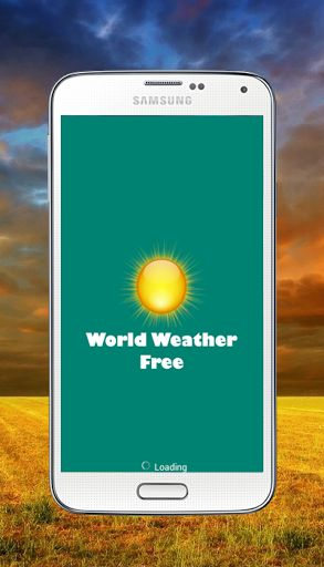 "World Weather Free, Don't be surprised any more by the weather.A 5 DAY FORECAST:  • tri-Hourly Forecast  • NEW! Dynamic short-term forecast for a snapshot  • Weather reports for over 2 million locations worldwide  • wind speed and direction  • Air pressure, precipitation levels and relative humidity plus:  - ""World Weather Free"" locates you.  - Amazing Widget, don't forget to add it on your screen.keywords : Local Weather, World Weather, free weather apps,  Weat..."