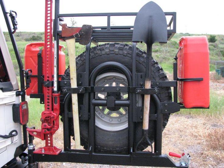 Garvin Industries Ax & Shovel Mount Bracket  custom make for sami?