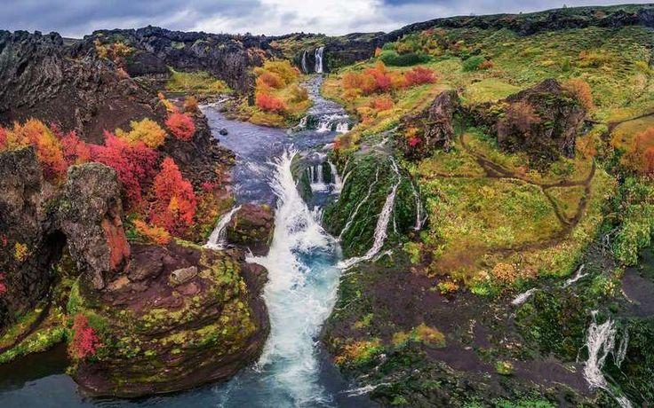 Olcsó utazás Izland és Barbados-ban
