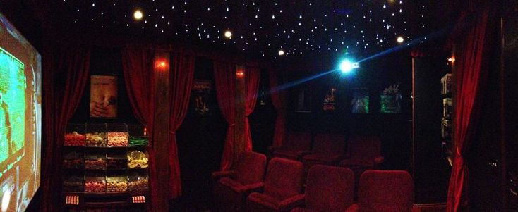 This Guy Transformed His Shed Into The Coolest Cinema Room Ever Article header image
