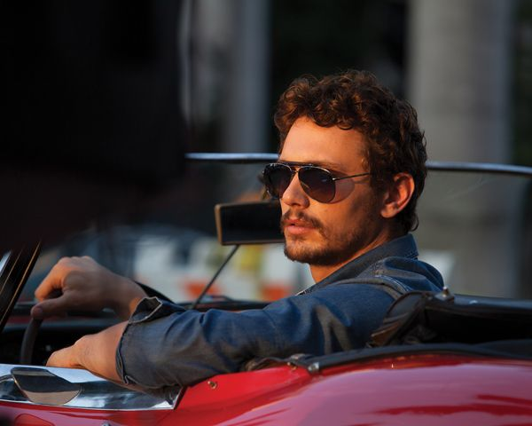 Behind-the-Scenes with James Franco and Gucci