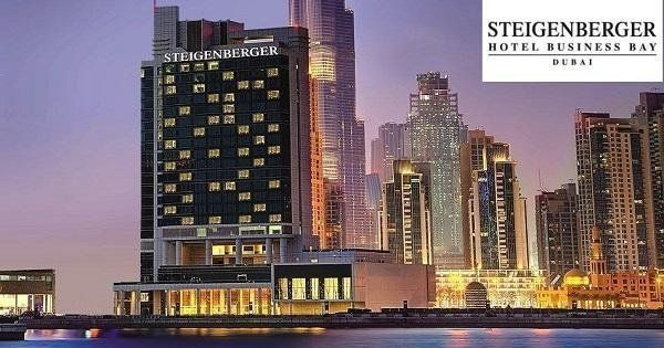 Dubai Job Openings At Steigenberger Hotel Business Bay Dubai