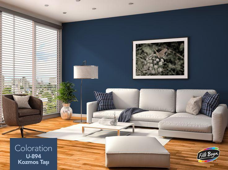 Monokrom dekorasyon trendine sahip evlerde tercihinizi Kozmos Taşı'ndan yana kullanabilirsiniz. http://bit.ly/20ibBXs