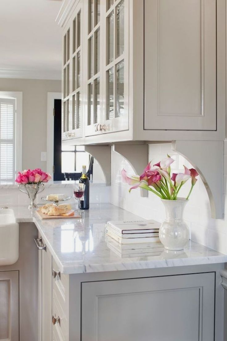 Selecting the best color for your kitchen cabinets check pic for