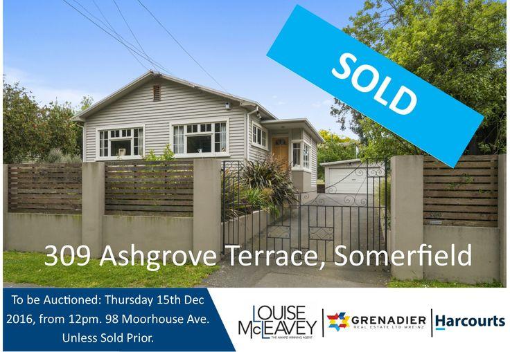309 Ashgrove Terrace, Somerfield #Auction