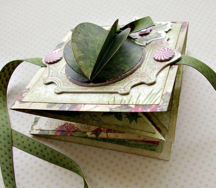 DIY Christmas Card Decoration
