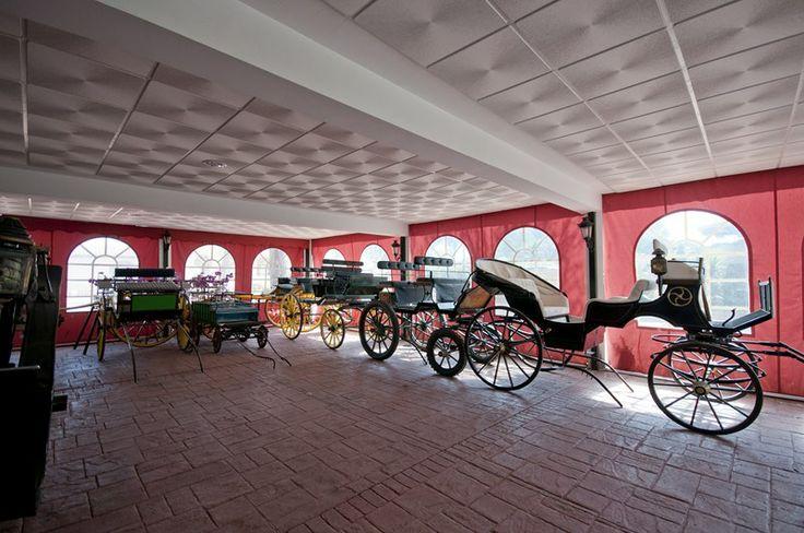 Complejo Ganadero-Hostelero compuesto por varias edificaciones y plaza de toros, dividido en varias parcelas. Tiene una extensión total de 25.374.81 m2 y un perímetro de 1157,25 m. Ideal para organizar celebraciones, conferencias empresariales, capeas, etc. Dispone de salones con una capacidad máxima de 400 comensales.