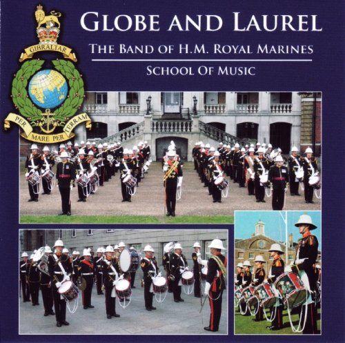 Band Of Hm Royal Marines. - Globe & Laurel