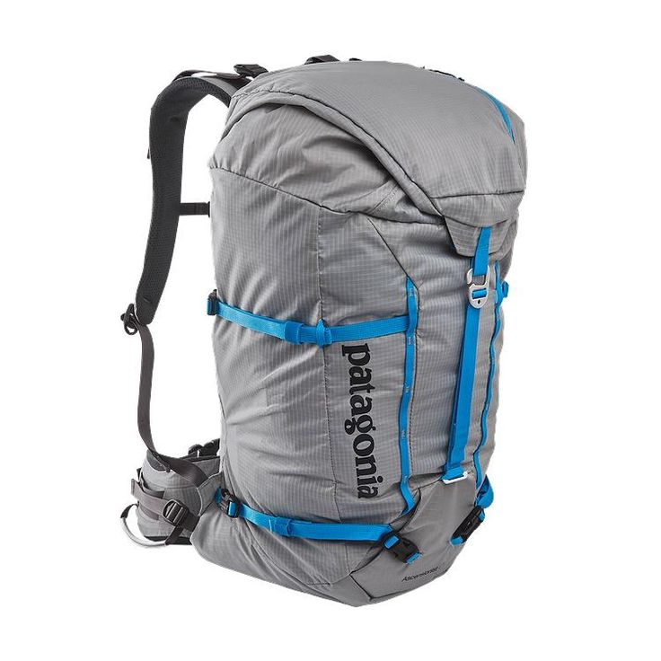 Patagonia Ascensionist Pack 45L - Drifter Grey DFTG