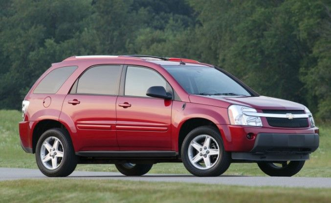2009 Chevrolet Equinox Owners Manual