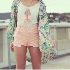 SO cute for spring! #spring #outfit