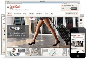 WordPress is gone way too far since its released. It's now more than a blog. Today i will give samples from ecommerce themes which is most wanted and most used in the world. You can create your own marketplace by using this themes in few simple steps plus together with worlds most used open source system.