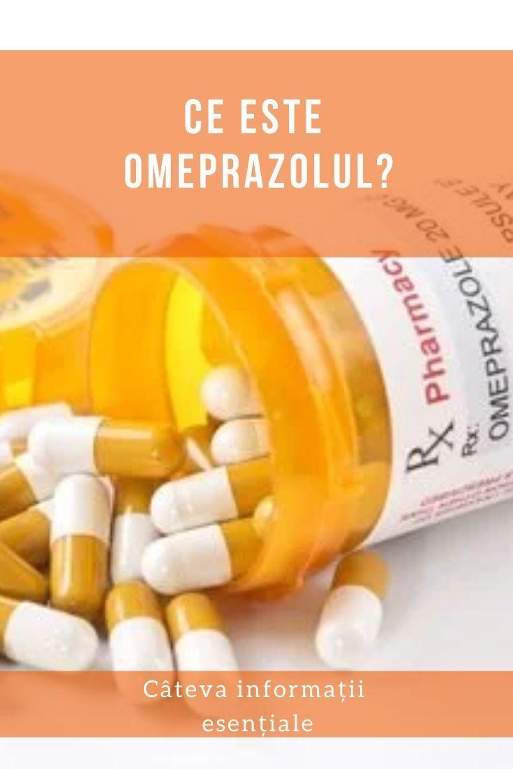 OMEPRAZOL SANDOZ 20 mg CAPS. GASTROREZ. — Lista Medicamentelor Mediately