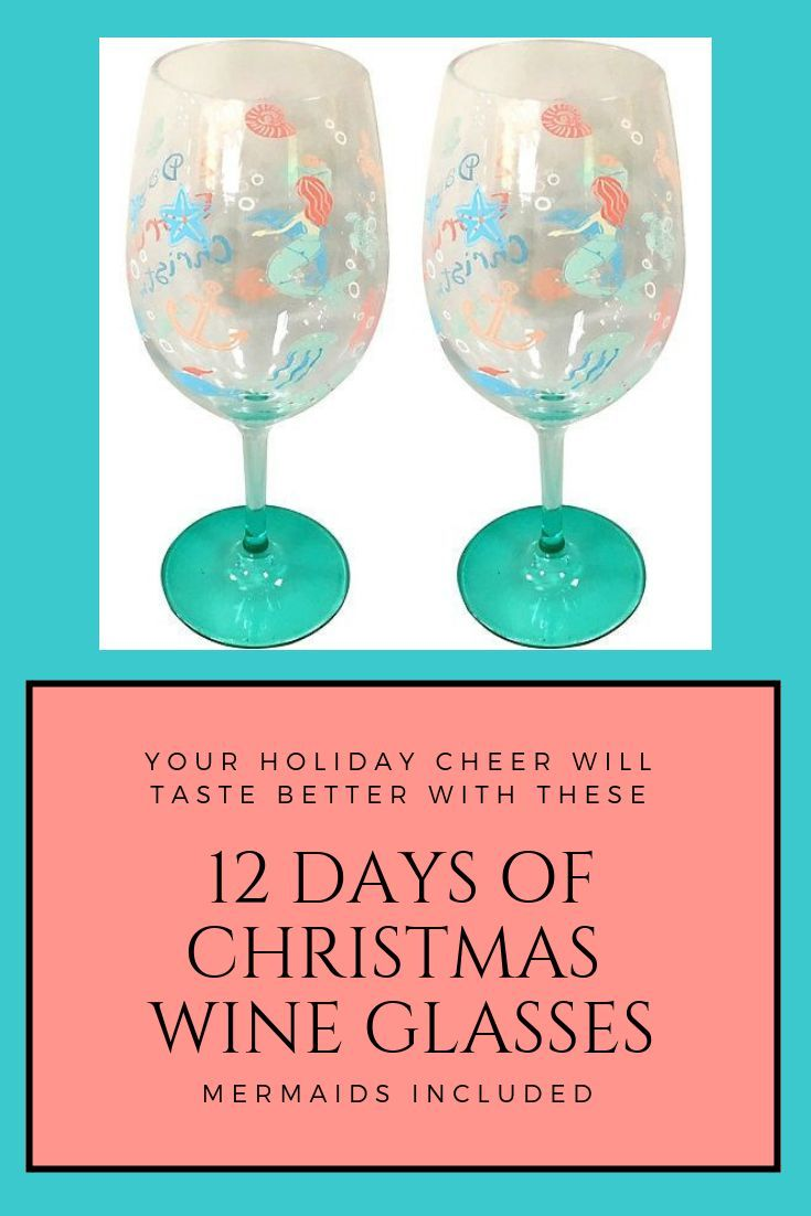 Display Your Holiday Spirit With Brighten The Season Home Accents Decor Bring Festive Cheer To Christmas Wine Glasses Florida Christmas Christmas Sentiments