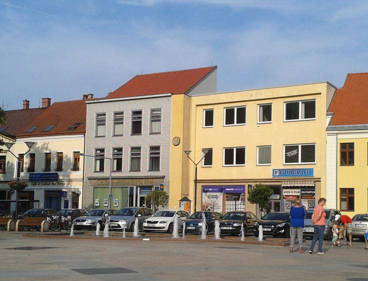 Hodonín náměstí