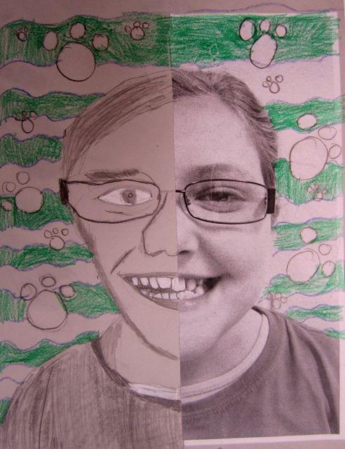 fun drawing activity for kids  @Michelle Flynn McCallum