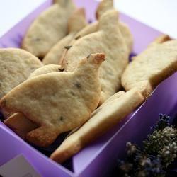 Lavendel koekjes @ http://allrecipes.nl