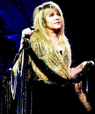 Stevie Nicks at 60.