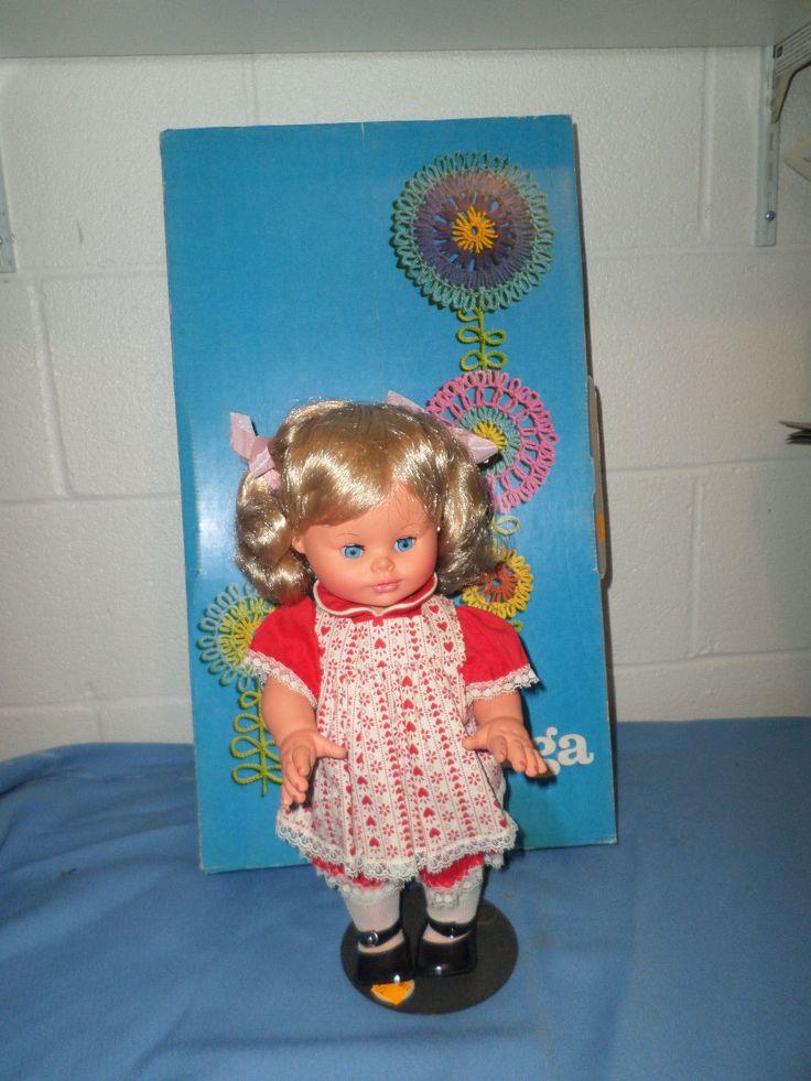 FURGA STEFANIA WITH BOX 13 inch