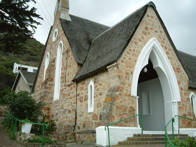 Holy Trinity Anglican Church, Kalk Bay