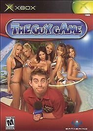 The Guy Game (Microsoft Xbox, 2004) Complete Rare Banned Rated M #xbox #retro #gamers