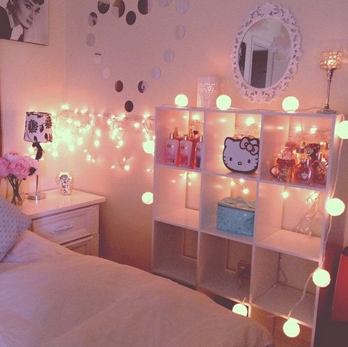 35 best images about girly rooms on pinterest for Girly room decoration