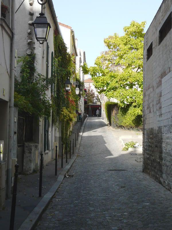 Vers la Butte aux Cailles - Paris XIII