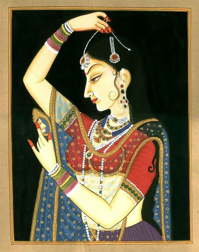 Beautiful Mughal Paintings