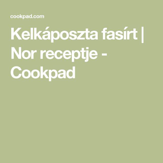 Kelkáposzta fasírt | Nor receptje - Cookpad