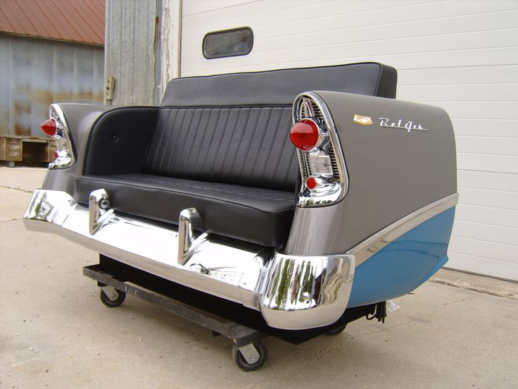 Elegant JPG 2,592×1,944 Pixels   FURNITURE FROM CARS   Pinterest   Chevy, Couch And Bel  Air