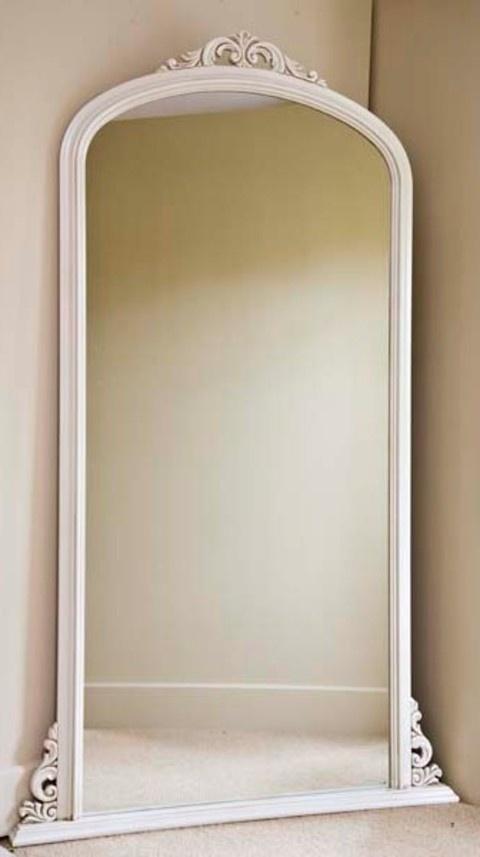 Floor Length Mirror - The Dormy House