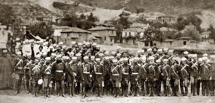 fontanka_su: Русско-Турецкая война 1877-78 гг