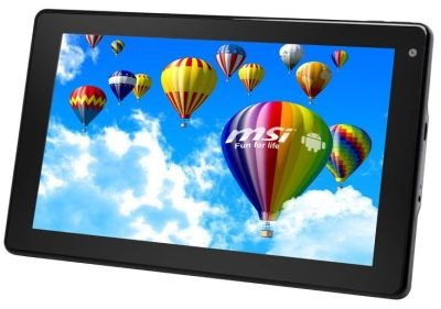 "Perfect gift for Mom this festive season: MSI Enjoy 7 Plus 7"" Tablet with Wi-Fi (8GB)(Android 4.0) #gifts #holidays #Christmas"
