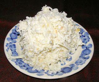 W Mojej Kuchni Lubię.. : surówka z selera i jabłka...