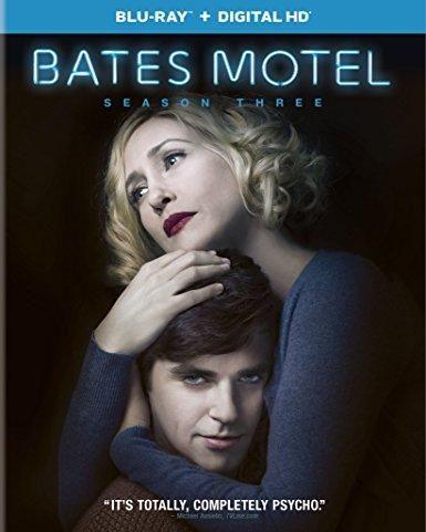 Vera Farmiga & Freddie Highmore - Bates Motel: Season 3