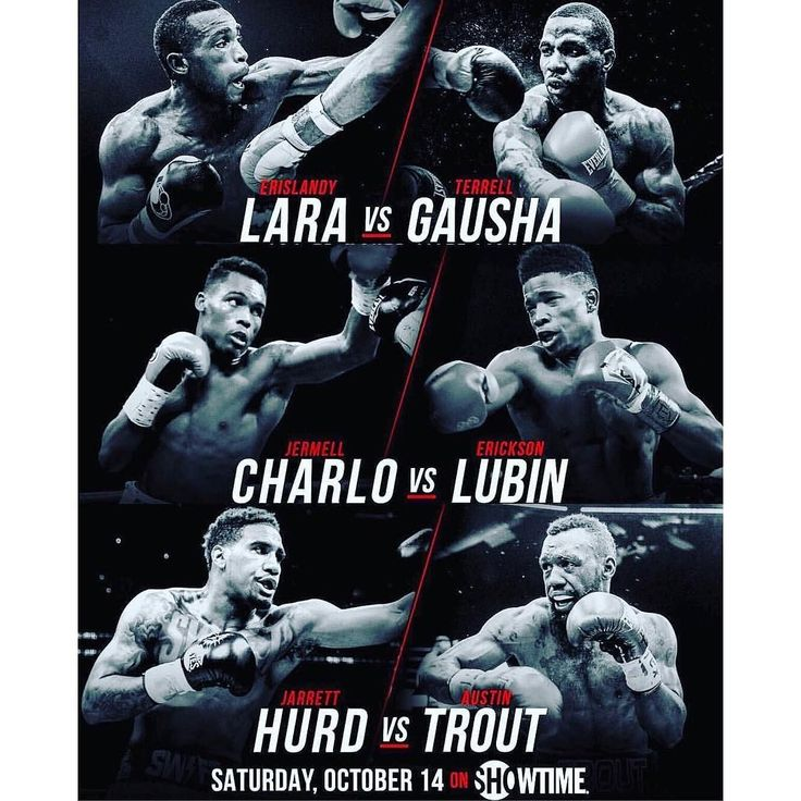 THREE 154-POUND WORLD CHAMPIONS DEFEND IN HIGH STAKES SHOWTIME CHAMPIONSHIP BOXING TRIPLEHEADER SATURDAY OCTOBER 14 LIVE ON SHOWTIME FROM  BARCLAYS CENTER IN BROOKLYN. This is going to be a fantastic fight card in October. Let us know your thoughts  #laragausha #hurdtrout #charlolubin #showtime #boxing #boxeo #boxingheads #boxingfans #boxingday #boxingnews #boxinglife #boxinggym #boxingtraining #boxingislife #boxingworkout #boxeocubano #brooklynboxing #frontproof #frontproofmedia