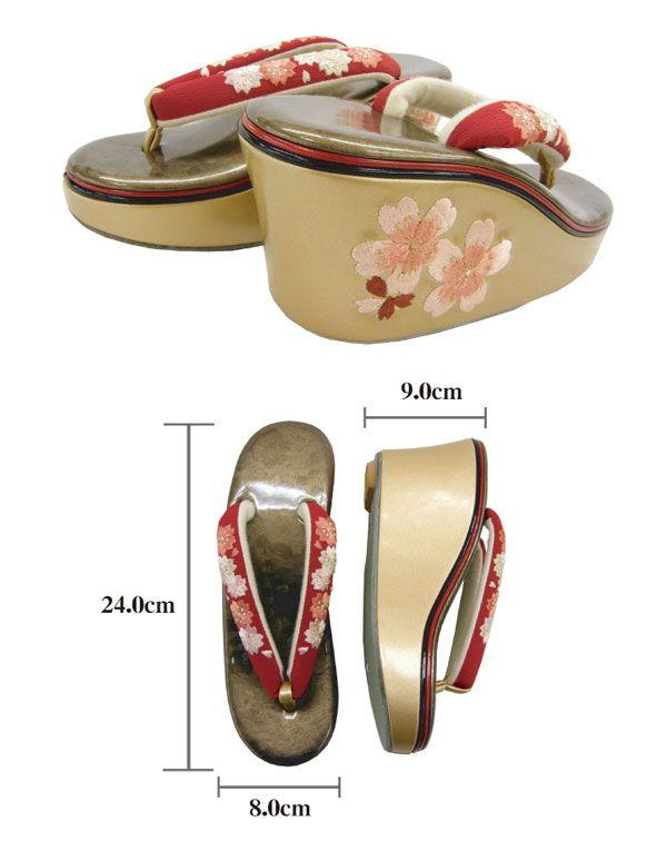 Geta - Japanese Clogs