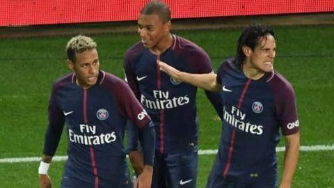 Neymar vs Cavani: PSG Announces Clubs Penalty Taker (See Who)